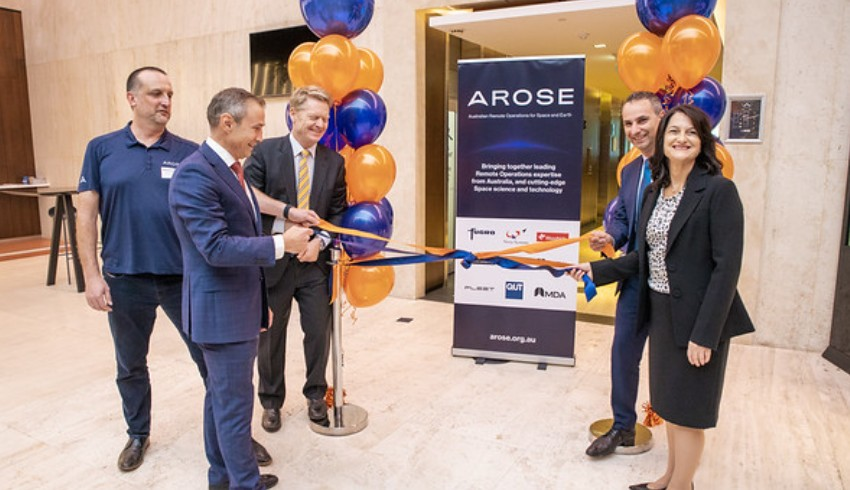 AROSE opens new HQ in Perth