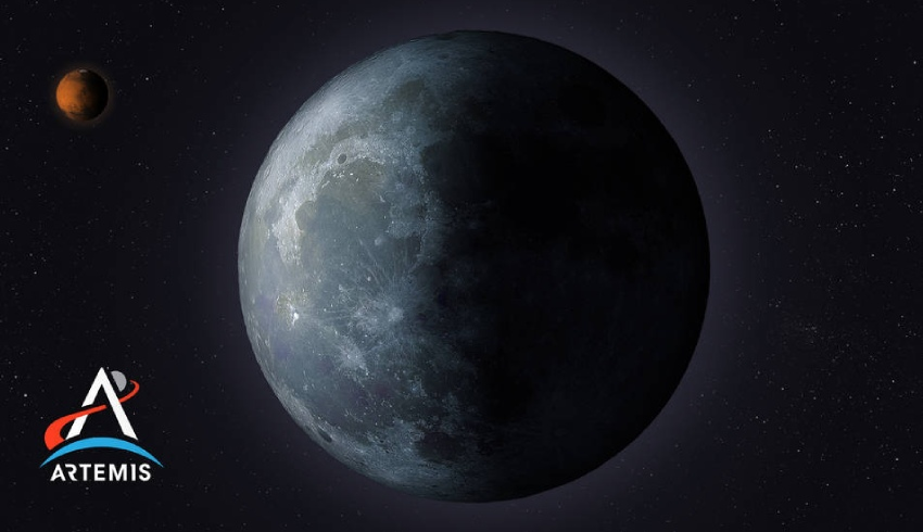 Australia to build moon rover for NASA