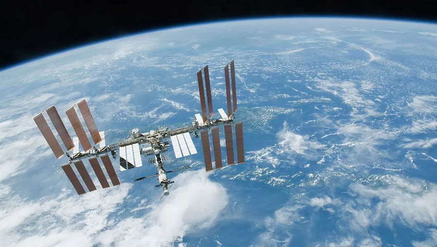 ISS operations with new agreement