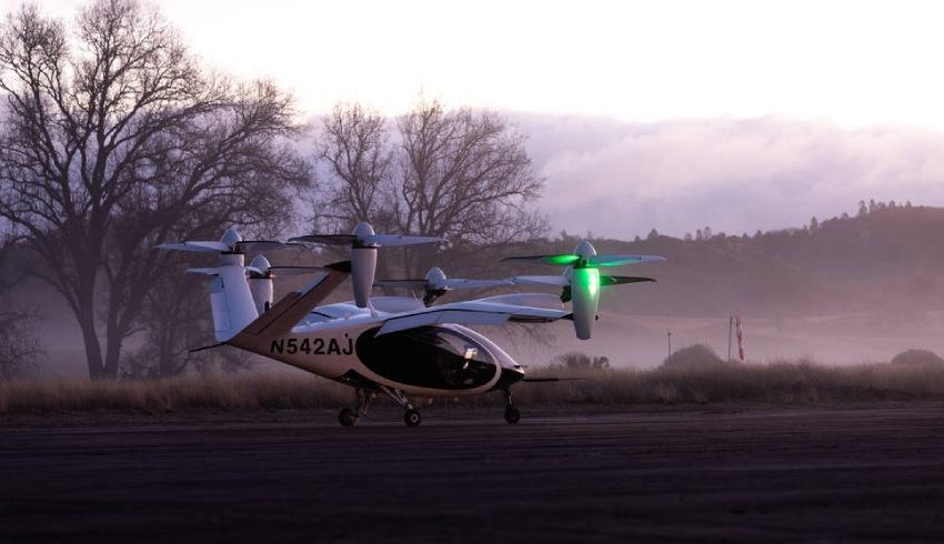 NASA Joby Aviation begin flying taxi tests in California