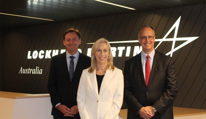 Lockheed Martin Australia bolsters space team