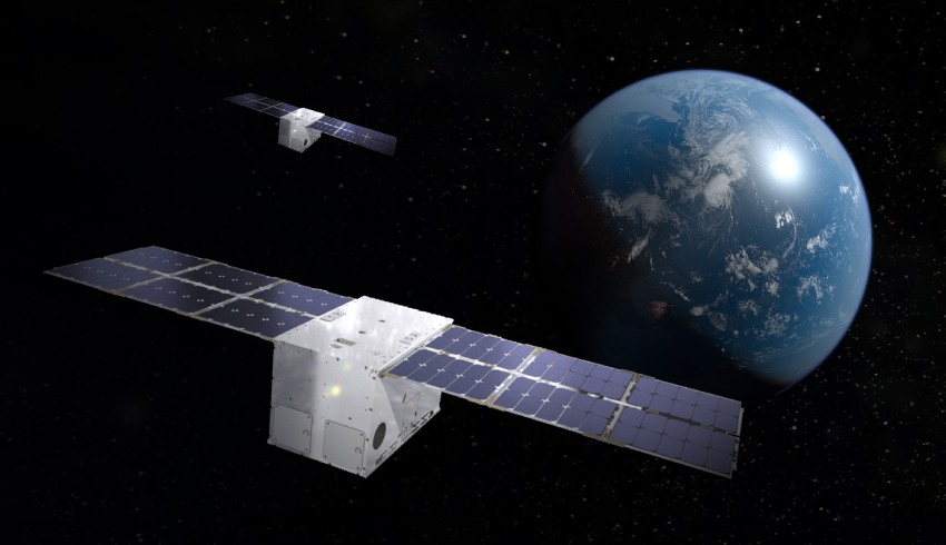Lockheed Martin LINUSS satellites gear up for launch