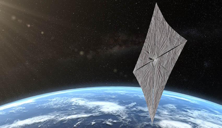 Saber Astronautics wins NASA grant for drag sail research