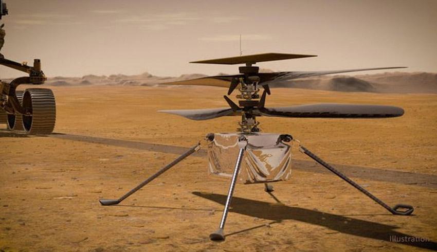 Ingenuity Mars Helicopter