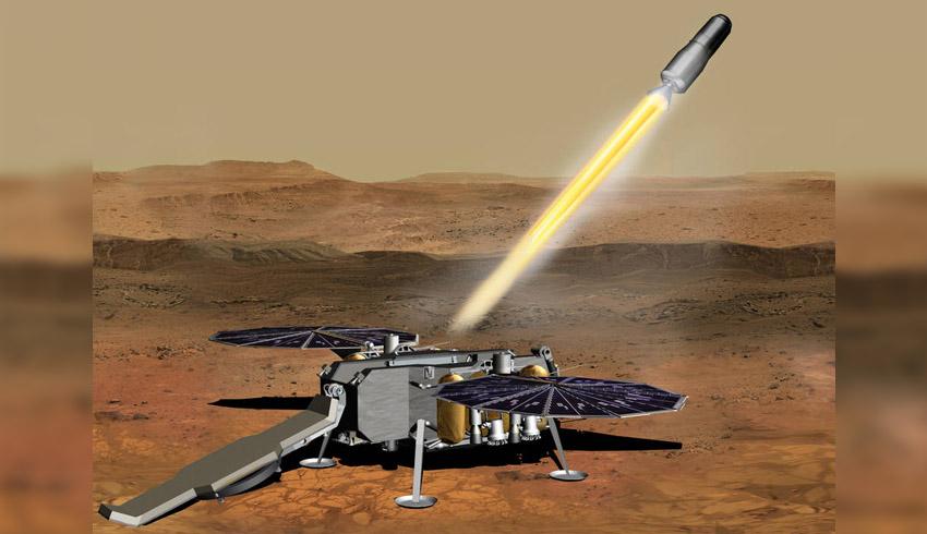 NASA Mars Ascent Vehicle
