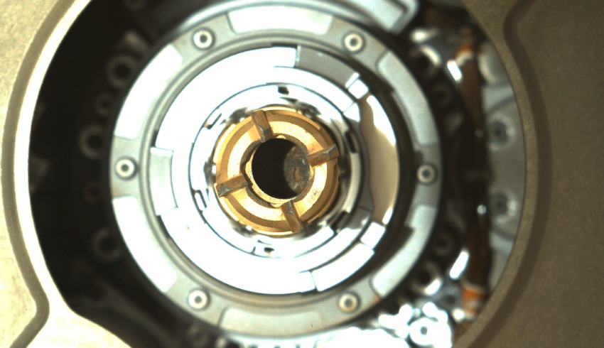 NASA's Perseverance Rover first 'viable' rock sample