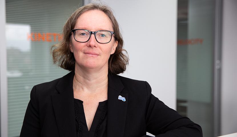 Sarah Pearce, CSIRO