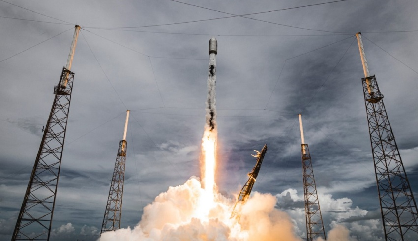SpaceX's Transporter-5