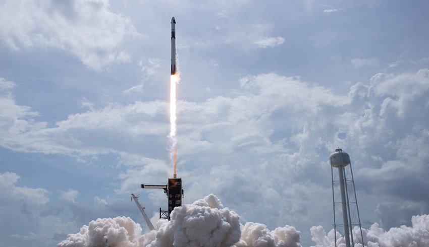 SpaceX secures NASA Launch Services contract for IMAP mission