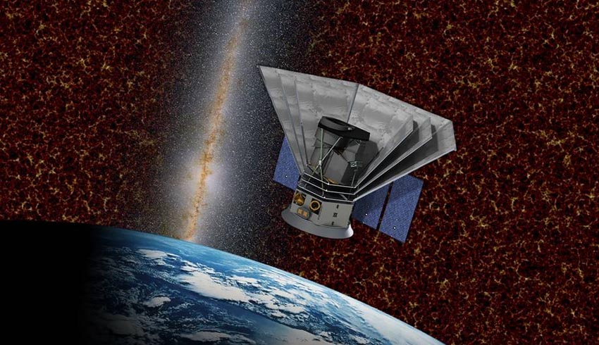 NASA SPHEREx astrophysics mission