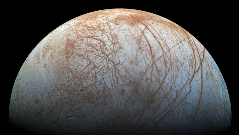 Juniper's Europa ( NASA/JPL-Caltech/SETI Institute)