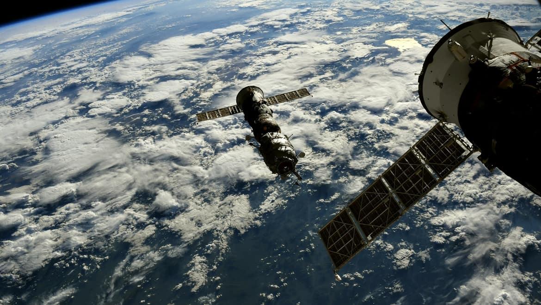 Russia's Pirs undocks the ISS (Flickr, Thomas Pesquet)