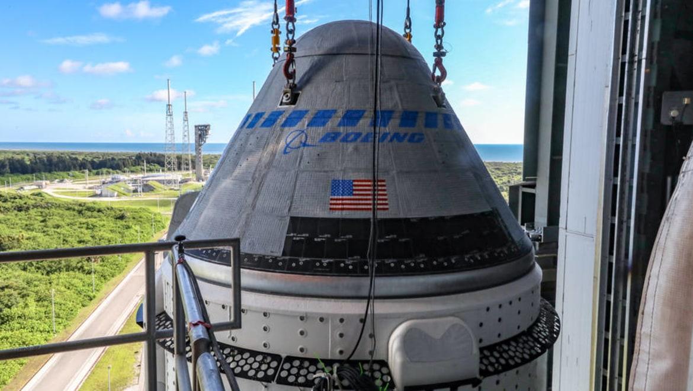 r Boeing's second Orbital Flight Test (OFT-2) for NASA's Commercial Crew Program (NASA)