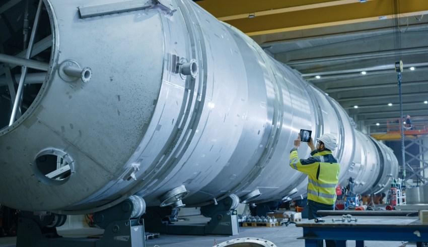 space manufacturing bid