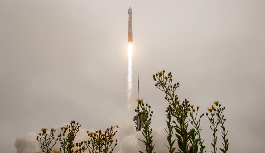 NASA's 'next level' Landsat 9 blasts off into orbit