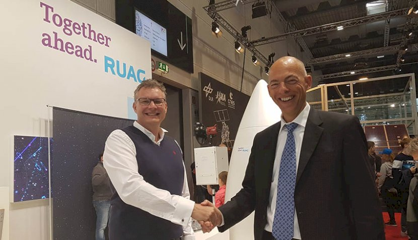 Gilmour Secures Moa With Ruag Space